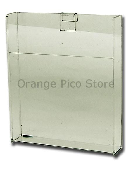 Acrylic Grid Panel Brochure Holder