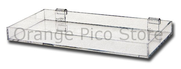 Acrylic Grid Panel Tray