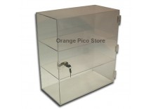 Acrylic Countertop Case with Lock