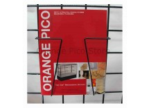 Grid Panel Wire Brochure Holder