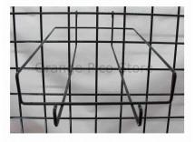 Grid Panel Cap Display Rack