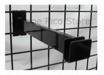 "Grid Panel Hangrail Bracket 12"""