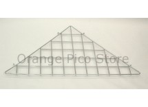 Grid Panel Triangle Shelf