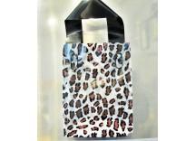 "Plastic Shopping Bag (5"" x 3"" x 7"")"