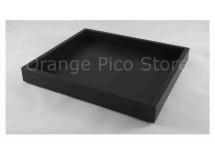 Black Standard Plastic Utility Tray