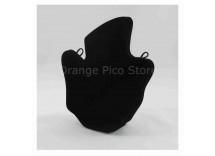 Black Velvet Padded Display with Easel