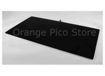 Black Velvet Tray Insert with Hang Pull Tab