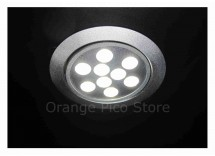 LED Dome Light Fixture Option for Wallcase/Tower
