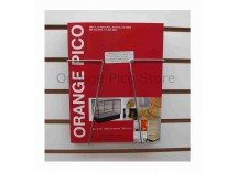 Slatwall Wire Brochure Holder