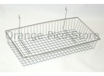 "Slatwall 12"" x 24"" Basket"